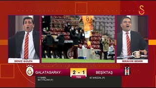 📺 GSTV'de gol anları! Galatasaray 3-1 Beşiktaş