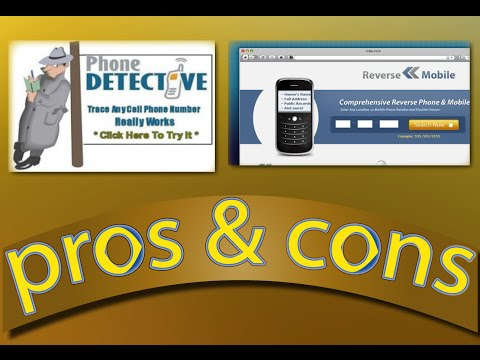 Reverse Phone Detective Review - Phone Detective App Pros & Cons