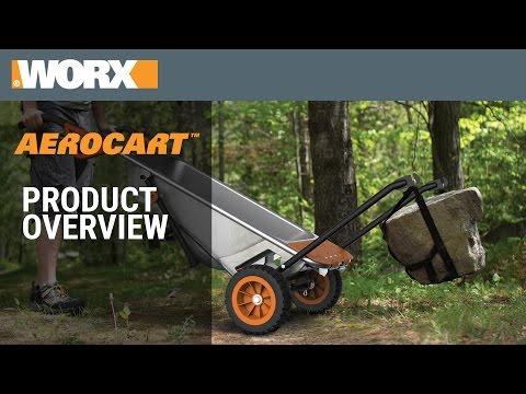 WORX Aerocart