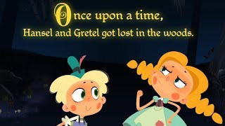 It's Not Hansel and Gretel Book Trailer