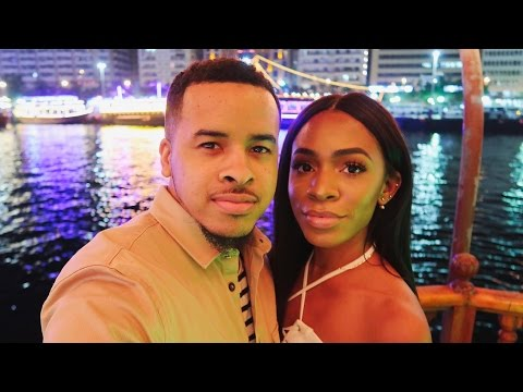 Life With The Logans - DUBAI 🌴🐫 Part 3 - Miracle Garden/Dinner Cruise/Desert Safari!