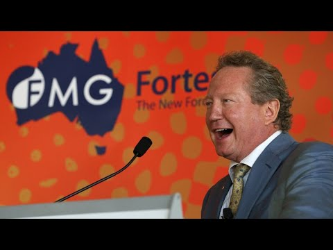 Andrew Forrest: Green Hydrogen Is Going to Have Its Day