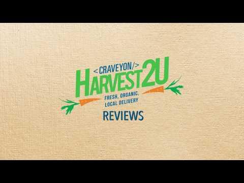Harvest2U Reviews - Temecula, Murrieta, Lake Elsinore, Menifee, Organic Produce Delivery Reviews