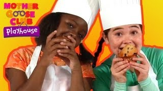 Muffin Man - Mother Goose Club Playhouse Kids Video