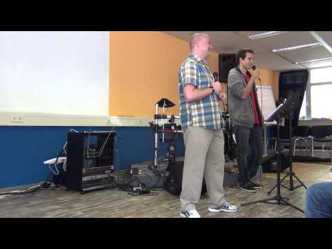 IBC Stuttgart Youth Ministry - Trusting God Through Fear