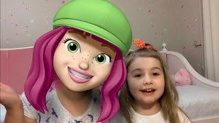 Çilek Anne ve Sar Makarayı Çocuk Tekerlemesi Eğlenceli Çocuk Şarkısı Funny Kids Video