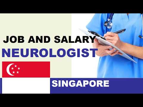 Neurologist Salary In Singapore - Jobs And Salaries In Singapore