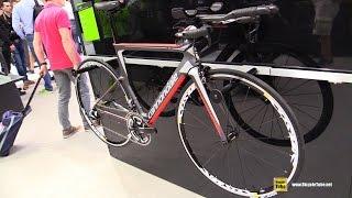 2016 Cannondale Slice Triathlon Bike - Walkaround - 2015 Eurobike