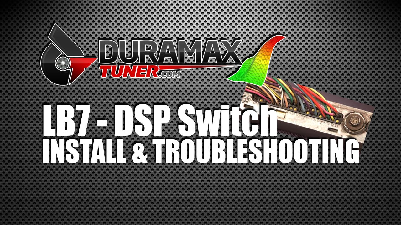 LB7 - DSP 5 Switch - INSTALLATION & TROUBLESHOOTING - YouTube  Lb Wiring Diagram on lb7 exhaust diagram, vacuum diagram, lb7 thermostat diagram, lb7 fuel diagram, lb7 motor diagram, lb7 engine, duramax diesel engine diagram, 05 duramax fuel system diagram, lb7 injector parts diagram,