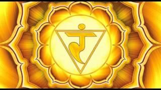 Battement Binaural - Plexus Solaire Chakra - Intense Fréquence D'Équilibrage - Binaural Beats