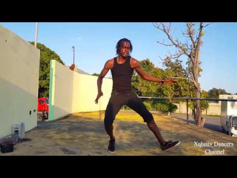 Vybz Kartel - Hold It / Slim-Jay Xqlusiv (Solo) Choreography