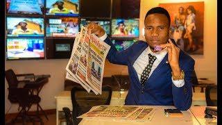 MAGAZETI LIVE: Baba ake MO DEWJI afunguka, Isaac Gamba afariki dunia