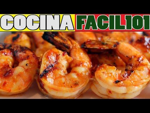 Como Hacer Camarones a la Criolla | Cocina Facil 101