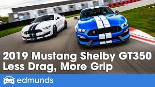 2019 Ford Mustang Shelby GT350 Test Drive and Review
