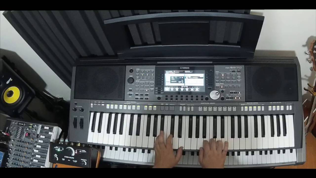 yamaha psr s970 test youtube. Black Bedroom Furniture Sets. Home Design Ideas
