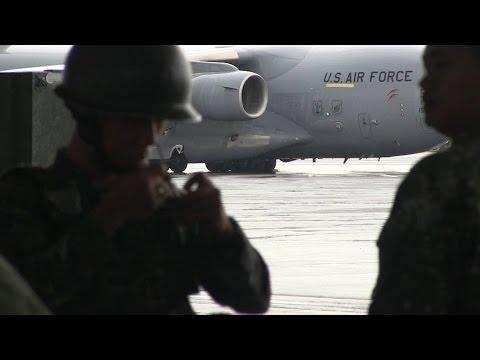 Phiblex 33 - U.S. Marines  and Philippines Meet at Clark Air Base