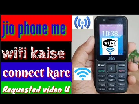 Jio phone se hotspot kaise connect kare hindi