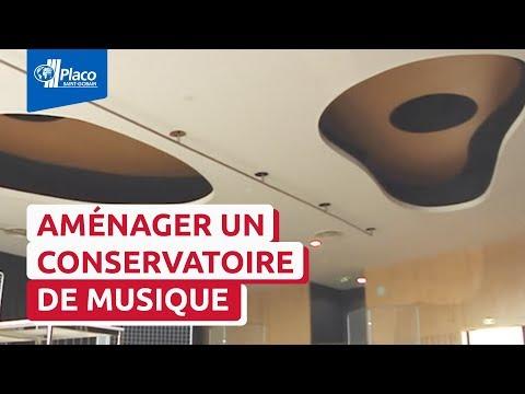 amnagement intrieur dun conservatoire de musique en moselle