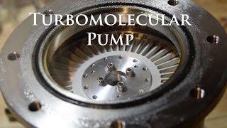 Turbomolecular Pump Showcase