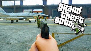 GTA 5 PS4 - Free Roam Gameplay LIVE! Next Gen GTA 5 PS4 Gameplay! (GTA V) thumbnail