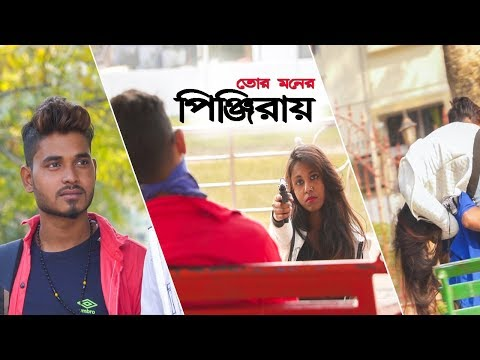 Tor Moner Pinjiray | Bangla New Song 2018 | very sad Video full hd
