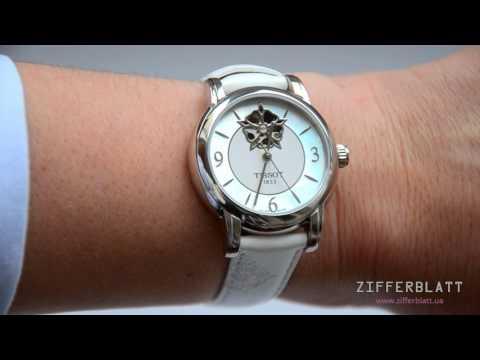 Часы Tissot Lady Heart Powermatic 80 T050.207.17.117.04