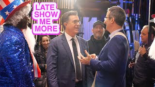 LATE SHOW ME MORE: Happy Valentine's Day!