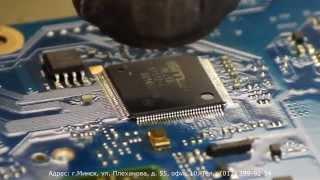 Замена SIO SMSC контроллера материнской платы ноутбука(, 2014-11-04T17:02:25.000Z)