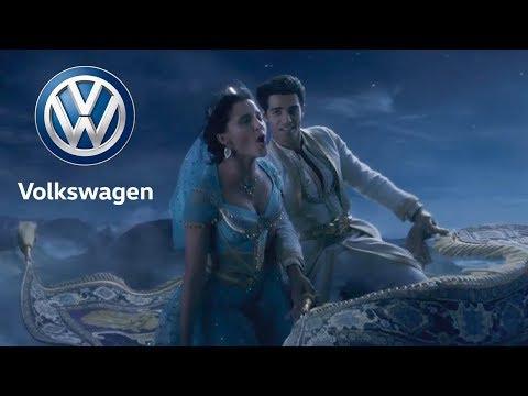 Disney's Live-action Remake Of Aladdin
