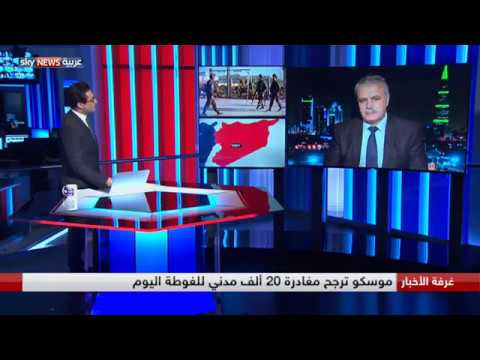 مدنيو الغوطة... بين القصف والنزوح  - نشر قبل 7 ساعة