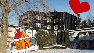 Швеция: Мой новый район и новая квартира