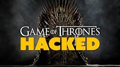 Game of Thrones HACKED & LEAKED - The Know TV News