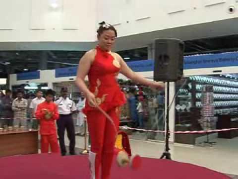 Chinese Diabolo Entertainer - Dubai - UAE - Invent Creative Event Solutions