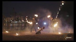 Огненное шоу 2014, Иркутск, Шанахи