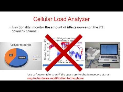Accelerating Mobile Web Loading Using Cellular Link Information