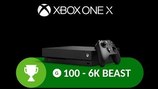 Dev Confirms Xbox One X Is So Powerful It Renders Huge Game At 6K Resolution!! WOW!!