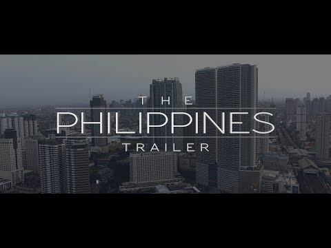 The Philippines Vlog Series - Official Trailer