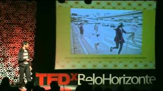 Making Cities into Better Places Through Simple Choices: Roberto Andres at TEDxBeloHorizonte
