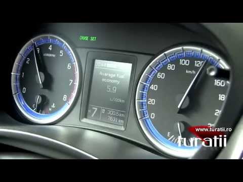 Suzuki S-Cross 1,6l CVT ALLGRIP explicit video 2 of 2 - YouTube