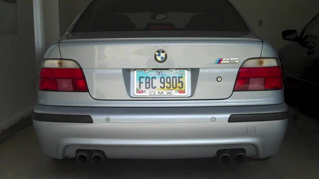 Bmw E38 E39 Ultrasonic Pdc Sensor Replacement Youtube