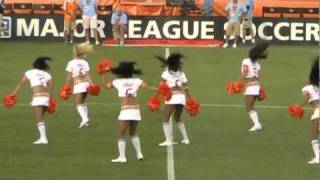Dynamo Girls - Pregame - 05/04/2011 - Colorado Rapids