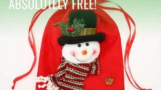 Christmas Decorative Bags