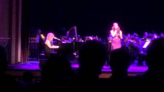 """For Good"" Mother/Daughter Duet with Symphony"