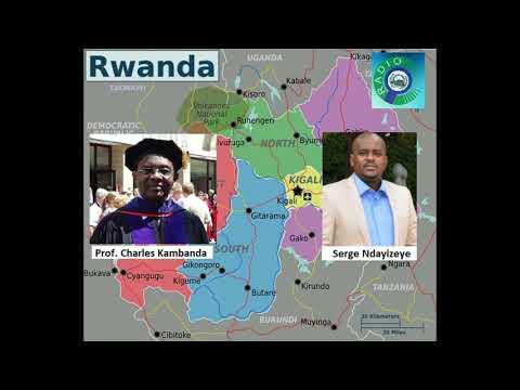 Isesengura rikorwa na Prof. Kambanda ku majwi yashyizwe hanze n'imikorere y'ubutegetsi