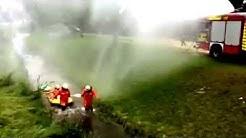 Cold Water Challenge 2014 FFW Wallersdorf