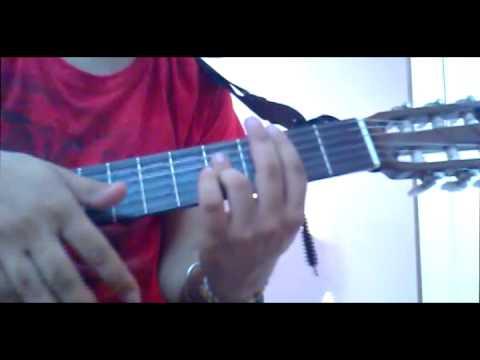 learn I LOVE YOU and TERI MERI (BODYGUARD) on guitar