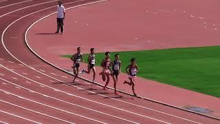 水戸地区男子5000m 決 勝 9月9日 1着 14:56.49 [1223] 須藤 蓮 (2) 水城...