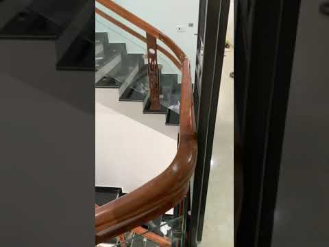 Cầu thang kính - Thi Công Cầu Thang Kính Đẹp Hà Nội - 0965.253.994