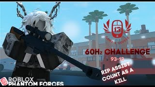 ROBLOX: Phantom Forces Vietnam | TEST THE 60Hz IN THE NEW UPDATE!