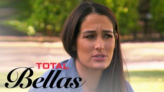 Nikki Bella Returns to Napa For the First Time Since Breakup | Total Bellas | E!